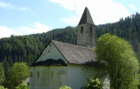 Kirche Mistail