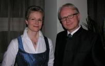 Niklaus und Karin Lundsgaard-Hansen