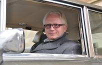 Niklaus Lundsgaard-Hansen im RR SS II